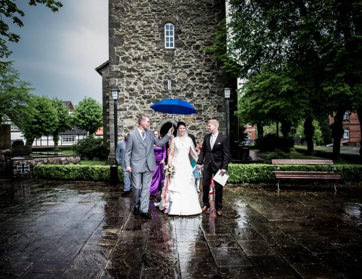 Jasmin & Felix - Hochzeitsreportage in Wunstorf