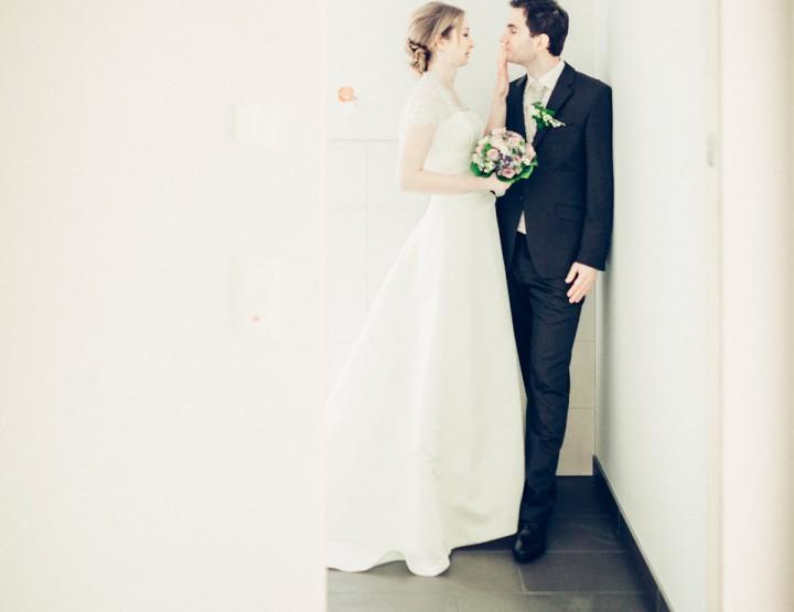 Sabrina &  Leif - Hochzeitsreportage mit kirchlicher Trauung in Limmer und anschließender Feier in der Kückenmühle