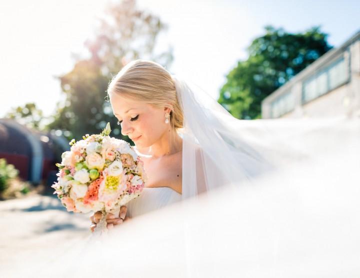 Silvia & Dominik - Sommerliche Hochzeitsreportage in Laatzen und Feier im Parkhotel Ahrbergen