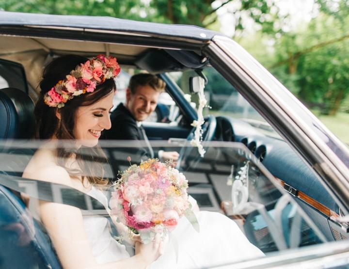 Tabea & Robin - Hochzeitsreportage - Getting Ready in Hannover Linden, standesamtlichte Trauung in Isernhagen und Feier im Gutshof Busch in Gödringen