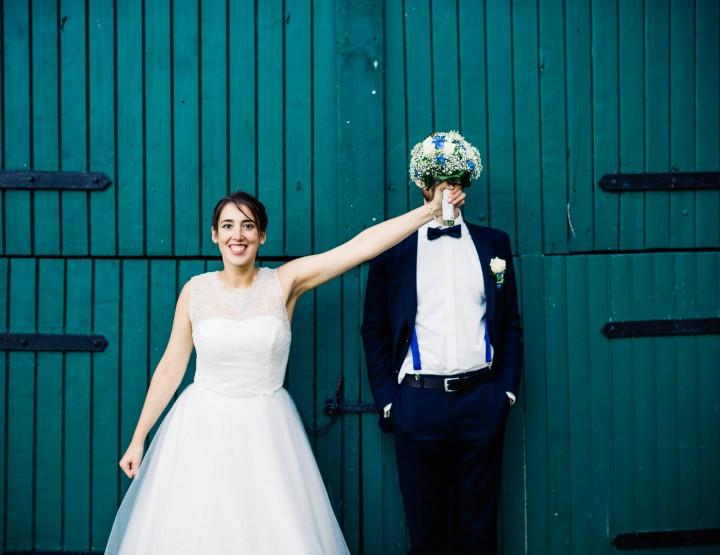 Sara & Vasco - Sommer im Oktober - Eine Hochzeitsreportage auf dem Hof Wietfeldt bei Bennebostel