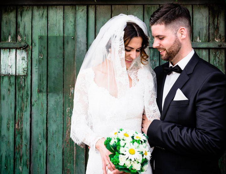 Marina und Lukas - Hochzeitsreportage - Trauung in Großgoltern - Tanzhaus Bothe