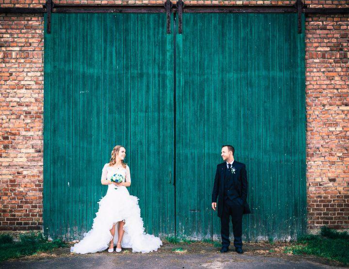 Sarah und Mike - Hochzeitsreportage im Schloss von Hammerstein in Apelern
